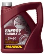 Моторное масло Mannol Energy Formula JP 5W30