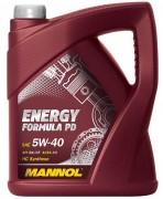 Моторное масло Mannol Energy Formula PD 5W40