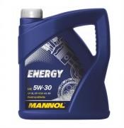 Моторное масло Mannol Energy 5W30
