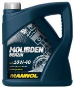 Моторное масло Mannol Molibden Benzin 10W40