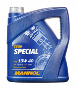 Моторное масло Mannol 7509 Special 10W40