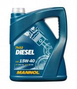 Моторное масло Mannol 7402 Defender 10W40