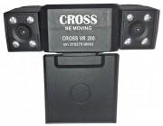 Автомобильный видеорегистратор Cross VR200