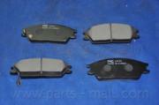 Тормозные колодки PARTS-MALL PKA-001