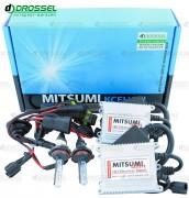 Комплект ксенона Mitsumi slim 35Вт HB4 (9006) (3000K, 4300K, 5000K, 6000K, 8000K) Xenon
