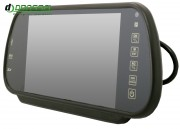 Зеркало заднего вида с монитором RS RVM-700 USB