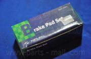 Тормозные колодки PARTS-MALL PKC-027
