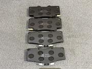 Тормозные колодки PARTS-MALL PKF-031