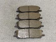 Тормозные колодки PARTS-MALL PKF-041