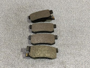 Тормозные колодки PARTS-MALL PKJ-015