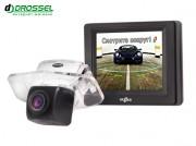 Gazer Система видеопарковки монитор Gazer MC125 штатная камера Gazer CC100-xxx
