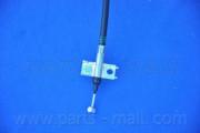 Трос стояночного (ручного) тормоза PARTS-MALL PTD-035