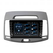 Штатная магнитола Incar XTA-2460R для Hyundai Elantra 2006-2010 (Android 10)