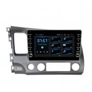 Штатная магнитола Incar XTA-0112R для Honda Civic 2007-2011 (Android 10)