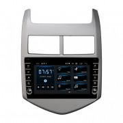 Штатная магнитола Incar XTA-2190R для Chevrolet Aveo, Sonic 2011+ (Android 10)
