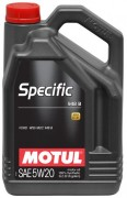 Моторное масло Motul Specific 948 B (Ford) 5W20