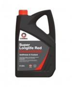 Антифриз Comma Super Longlife Red - Concentrated Antifreeze (концентрат красного цвета)