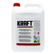 Антифриз Kraft G12 / 12+ Red (концентрат красного цвета)