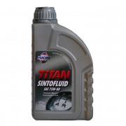 Трансмиссионное масло для МКПП Fuchs Titan Sintofluid 75W-80