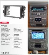 Переходная рамка Carav 11-013 Chevrolet Tahoe, Impala, Buick Enclave, Hummer H2, Suzuki XL-7