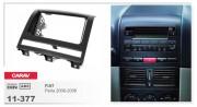 Переходная рамка Carav 11-377 Fiat Perla 2006-2008, 2-DIN