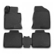 Коврики 3D в салон Novline / Element NLC.3D.20.54.210 для Hyundai Grandeur (2012+) 4шт