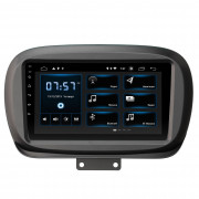 Штатная магнитола Incar XTA-3001 для Fiat 500X (2015+) Android 10