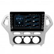 Штатная магнитола Incar XTA-3002R для Ford Mondeo 2007-2011 (Silver) Android 10