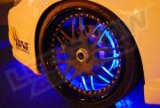 Підсвітка коліс LEDGlow LU Red, Green, Blue, Purple