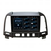 Штатная магнитола Incar XTA-2408 для Hyundai Santa Fe 2006-2010 (Android 10)