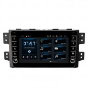Штатная магнитола Incar XTA-1823R для Kia Mohave 2009+ (Android 10)