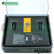 Подсветка дверей (проекция логотипа в двери) Hyundai