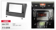 Переходная рамка Carav 11-059 Fiat Stilo 2001-2007, 2-DIN
