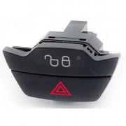 Кнопка аварийной световой сигнализации и центрального замка Carav F-100 для Ford Fiesta, Focus