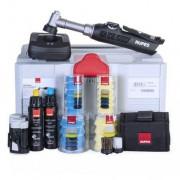 Набор для полировки, матовки и чистки в кейсе Rupes BigFoot iBrid Nano HR81ML BLX (комплектация Deluxe)
