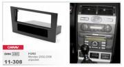 Переходная рамка Carav 11-308 FORD Mondeo 2002-2006 w/pocket, 1-DIN