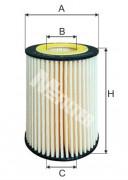 Масляный фильтр MFILTER TE601