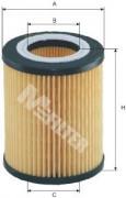 Масляный фильтр MFILTER TE625