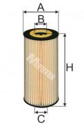 Масляный фильтр MFILTER TE630