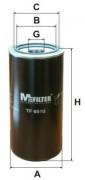 Масляный фильтр MFILTER TF6510