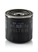 Масляный фильтр MANN WP 1026