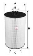 Масляный фильтр SOFIMA S5019PE