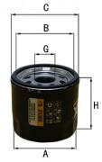 Оливний фільтр WIX 51365