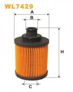 Масляный фильтр WIX WL7429