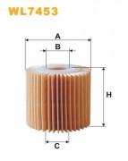 Масляный фильтр WIX WL7453