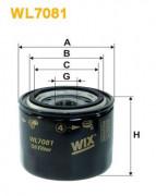 Масляный фильтр WIX WL7081