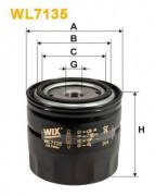 Масляный фильтр WIX WL7135