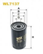 Масляный фильтр WIX WL7137