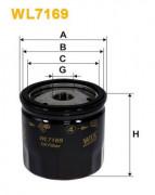 Масляный фильтр WIX WL7169