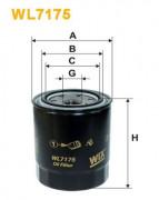 Масляный фильтр WIX WL7175